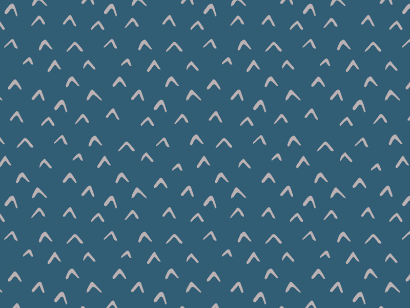 handdrawn minimal pattern design