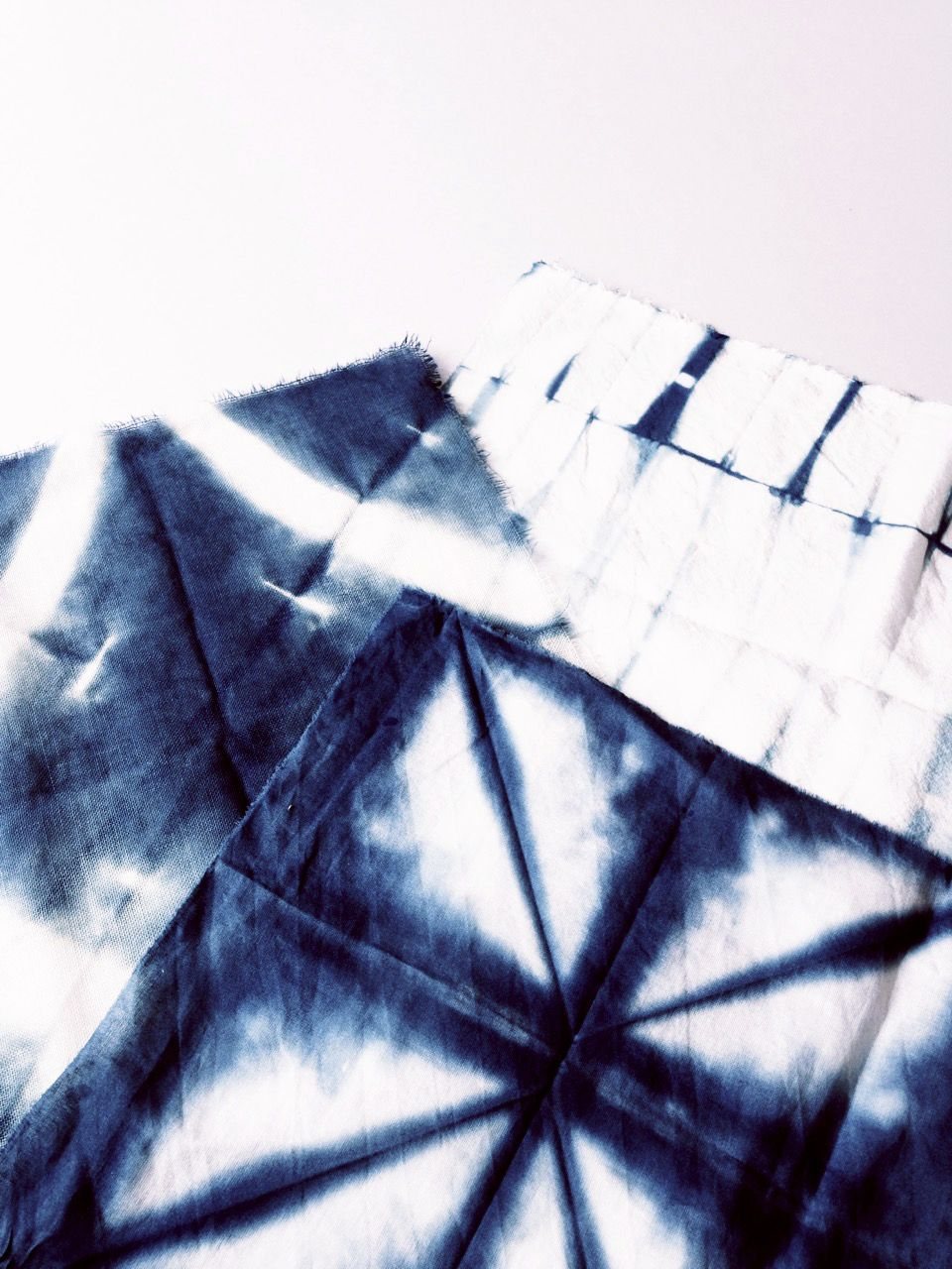 japanese shibori natural indigo