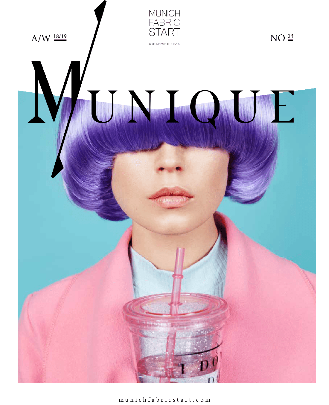 munique magazine aw1819
