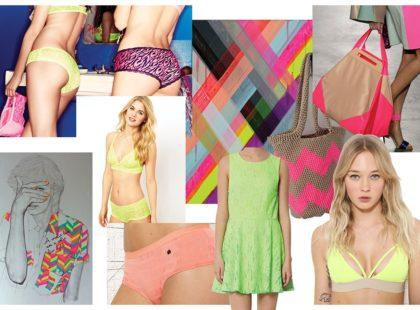 Underwear Collection Moodboard