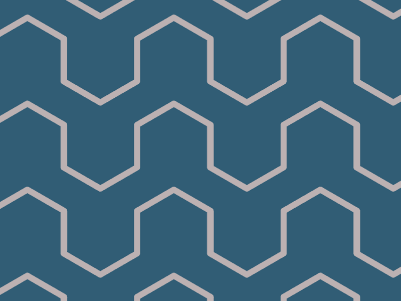 geometric seamless pattern design